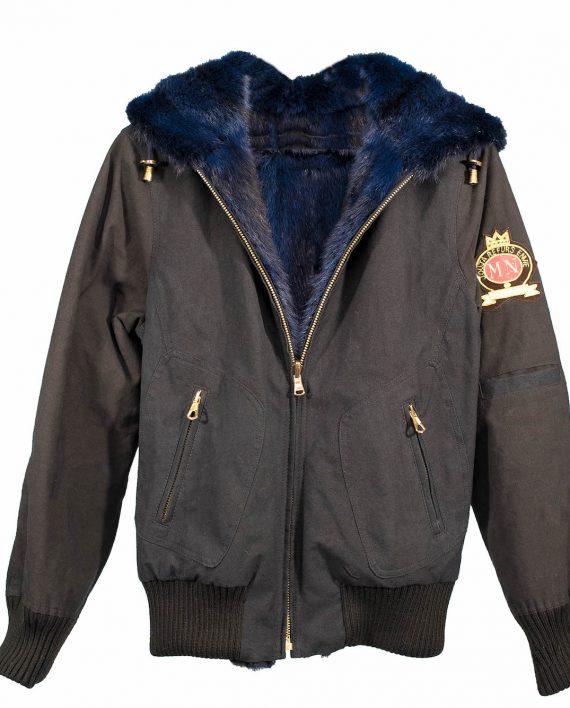 Mink Bloumber Jacket