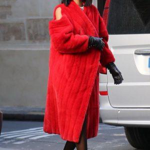 Will Millennials Boost the Fur Trade feat. Sustainability of Fur -rihanna wearing fur