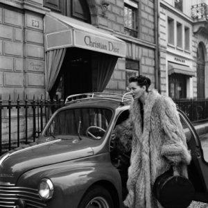 dior store 1951 paris